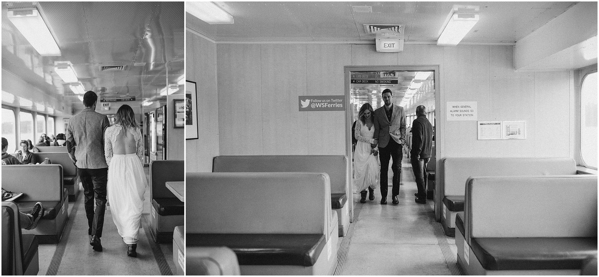 seattle ferry elopement