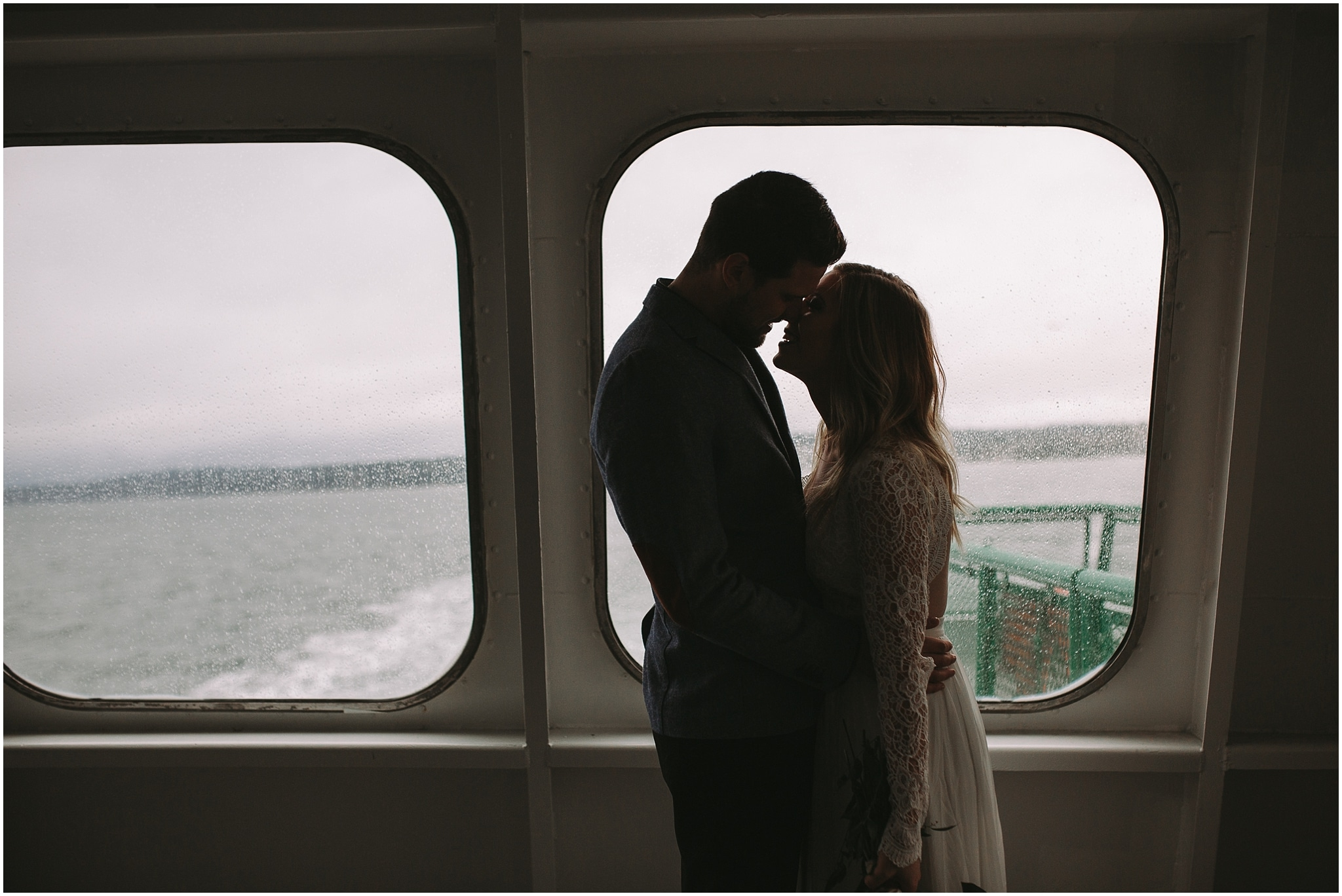 seattle ferry elopement