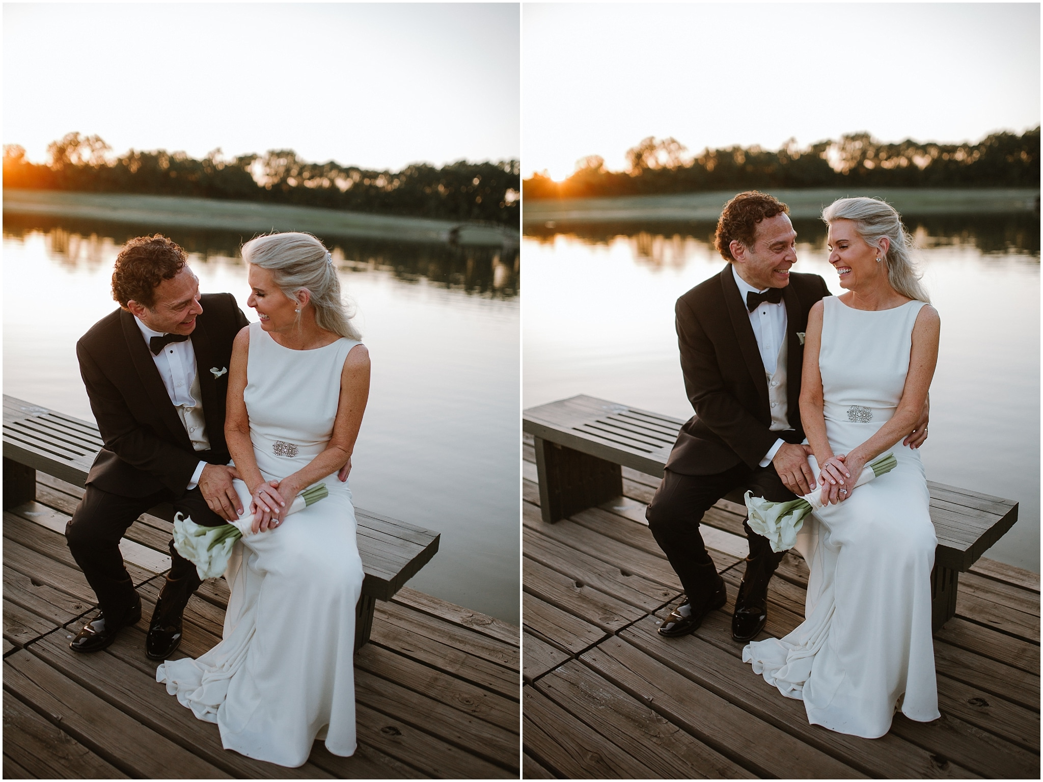rustic destination wedding in ennis texas bride and groom