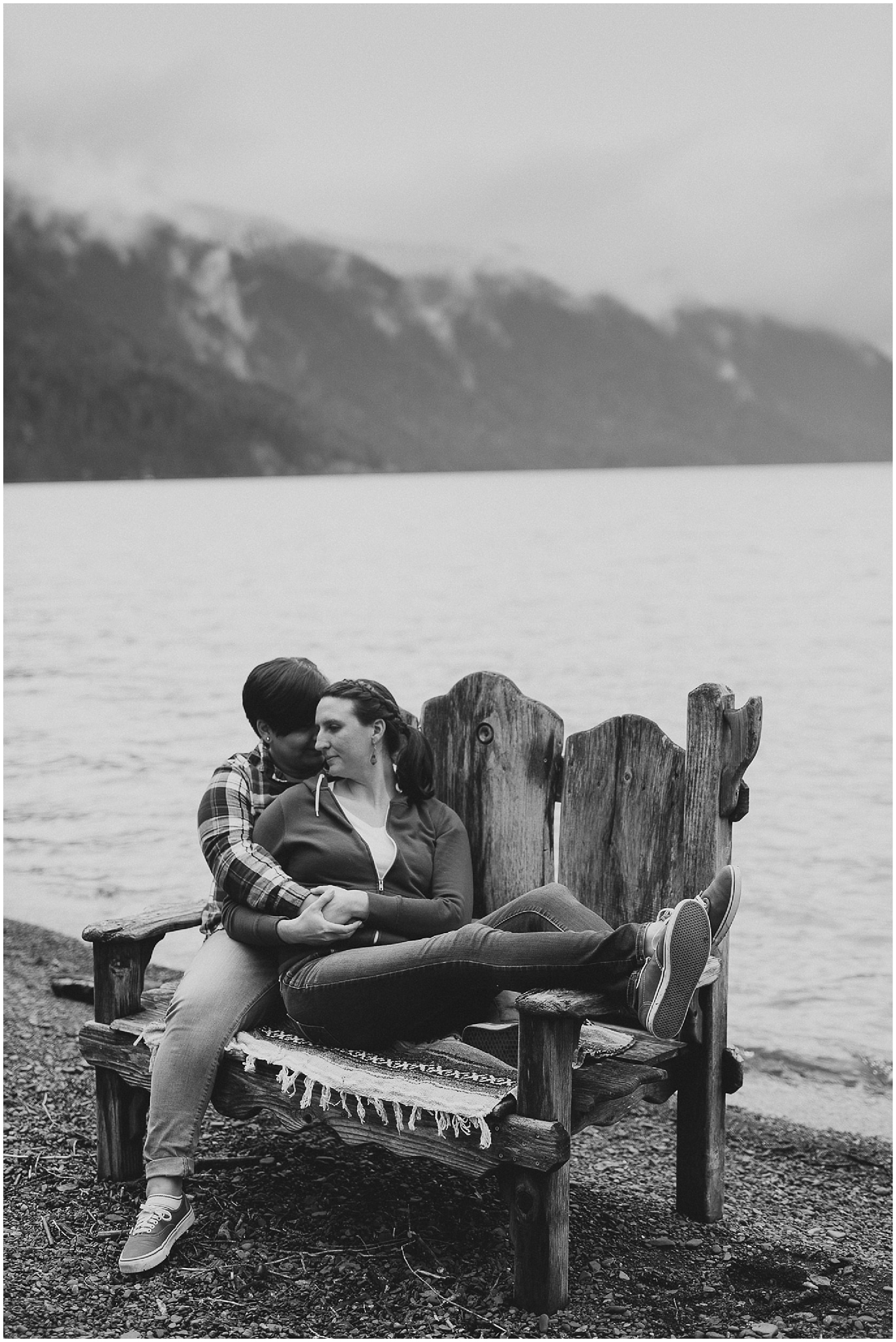 Lake Crescent LGBT Engagement