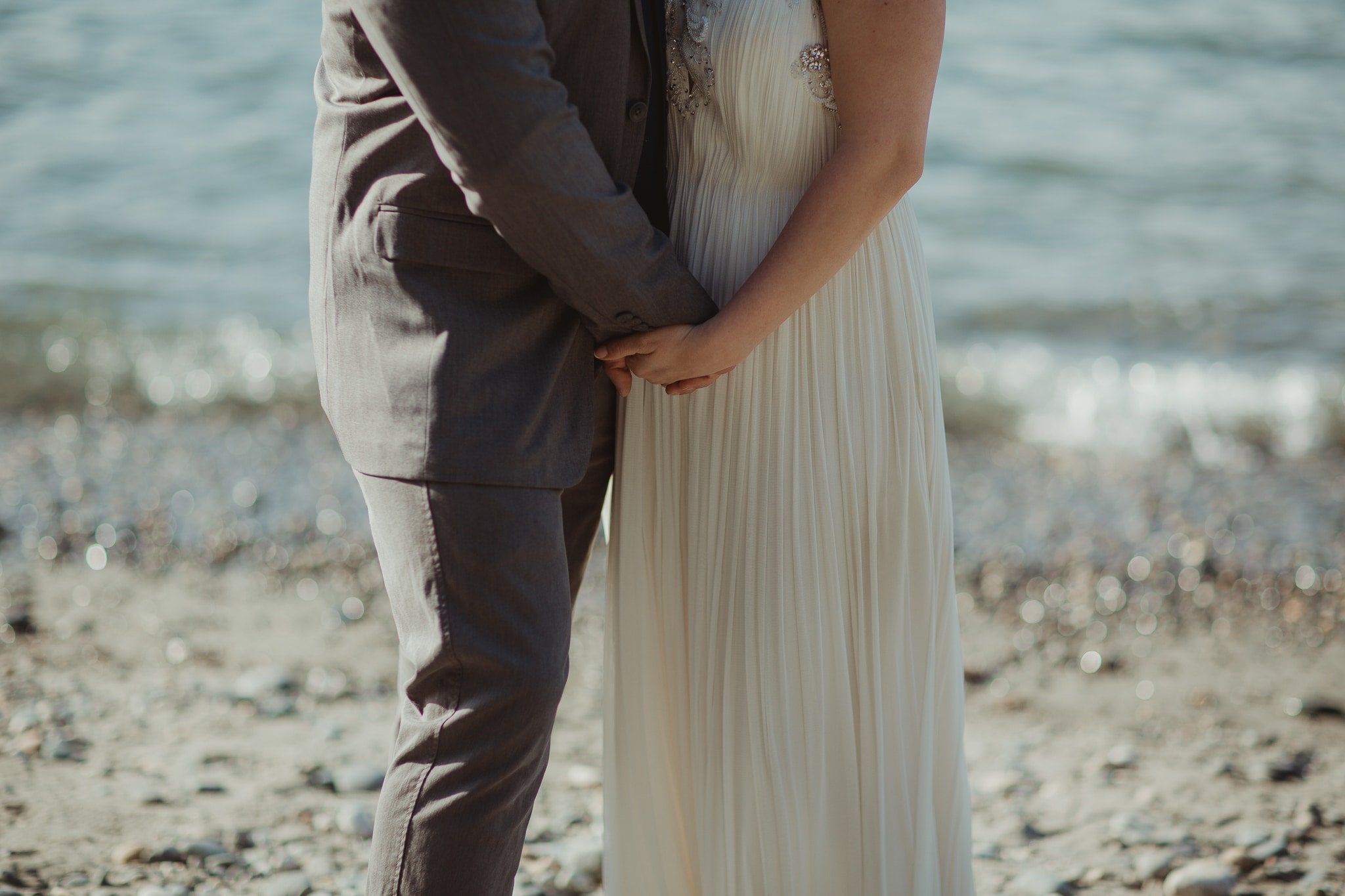 deception pass rosario beach elopement