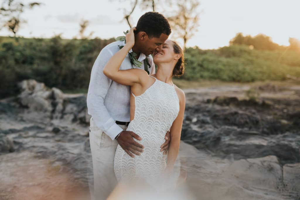 Tiffany & Phil // Maui Destination Wedding
