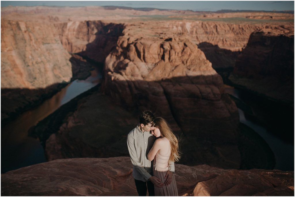 Horseshoe Bend Session - Jillian and John