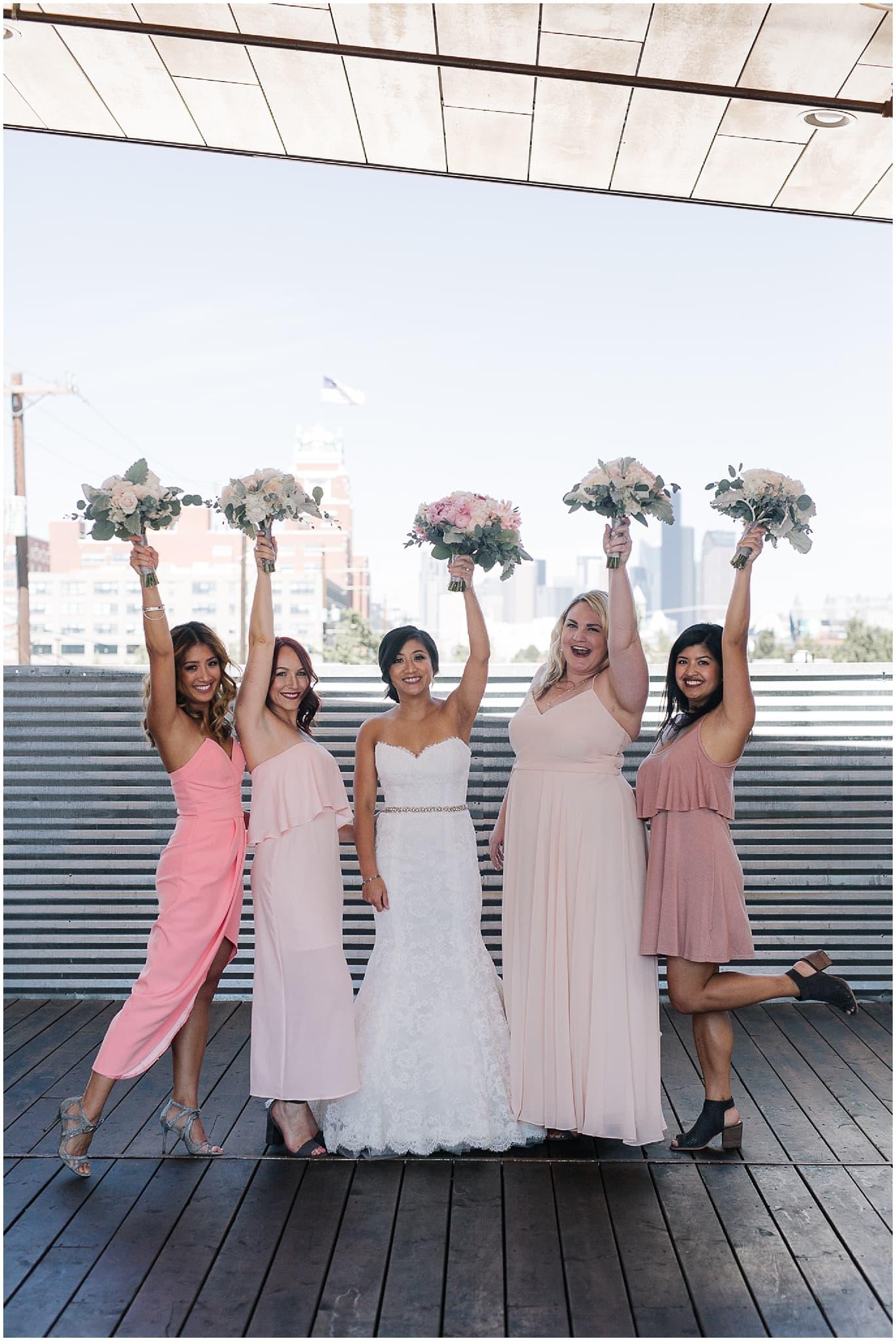 within sodo, urban, seattle wedding
