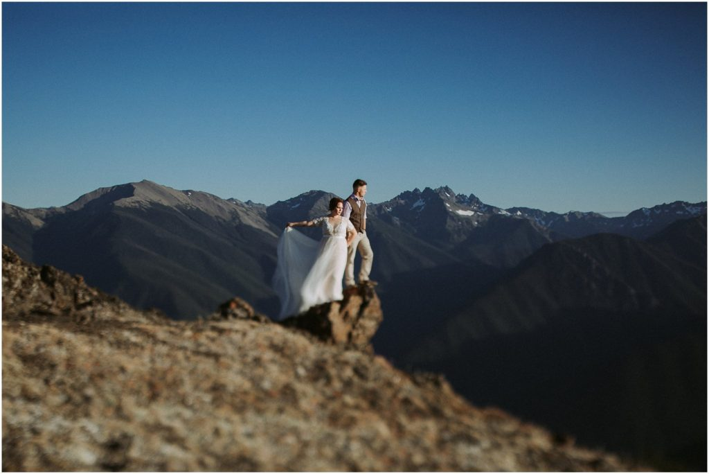 Deer Park Elopement