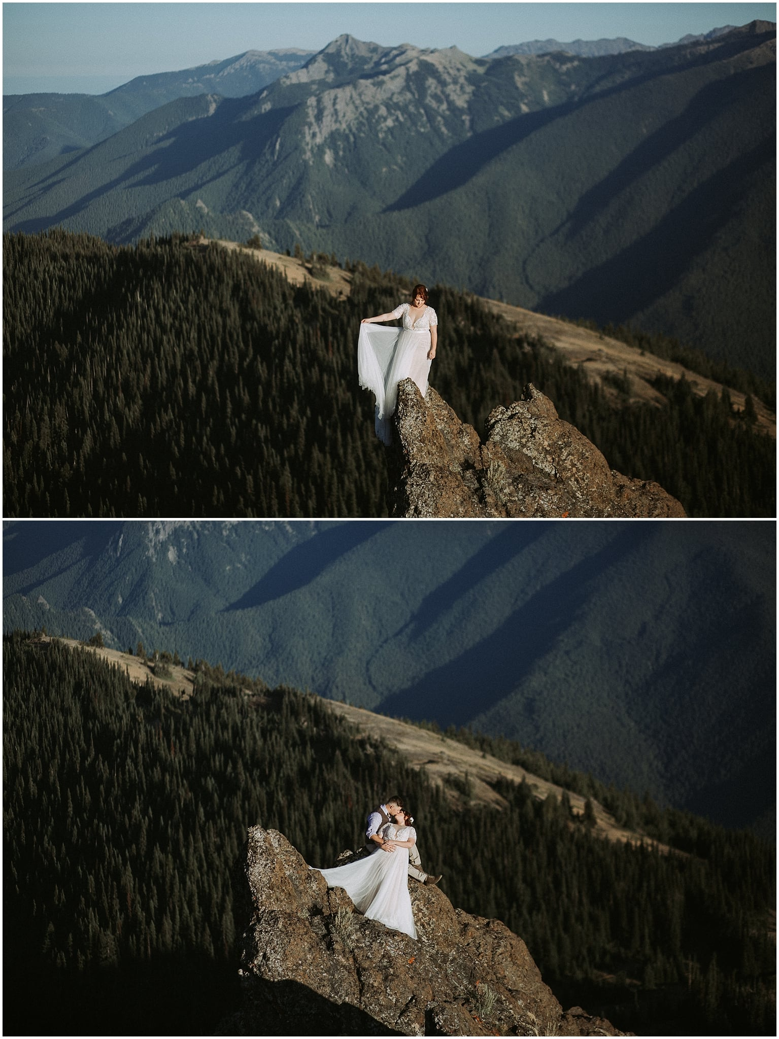 deer park, olympic national park, elopement, kim butler
