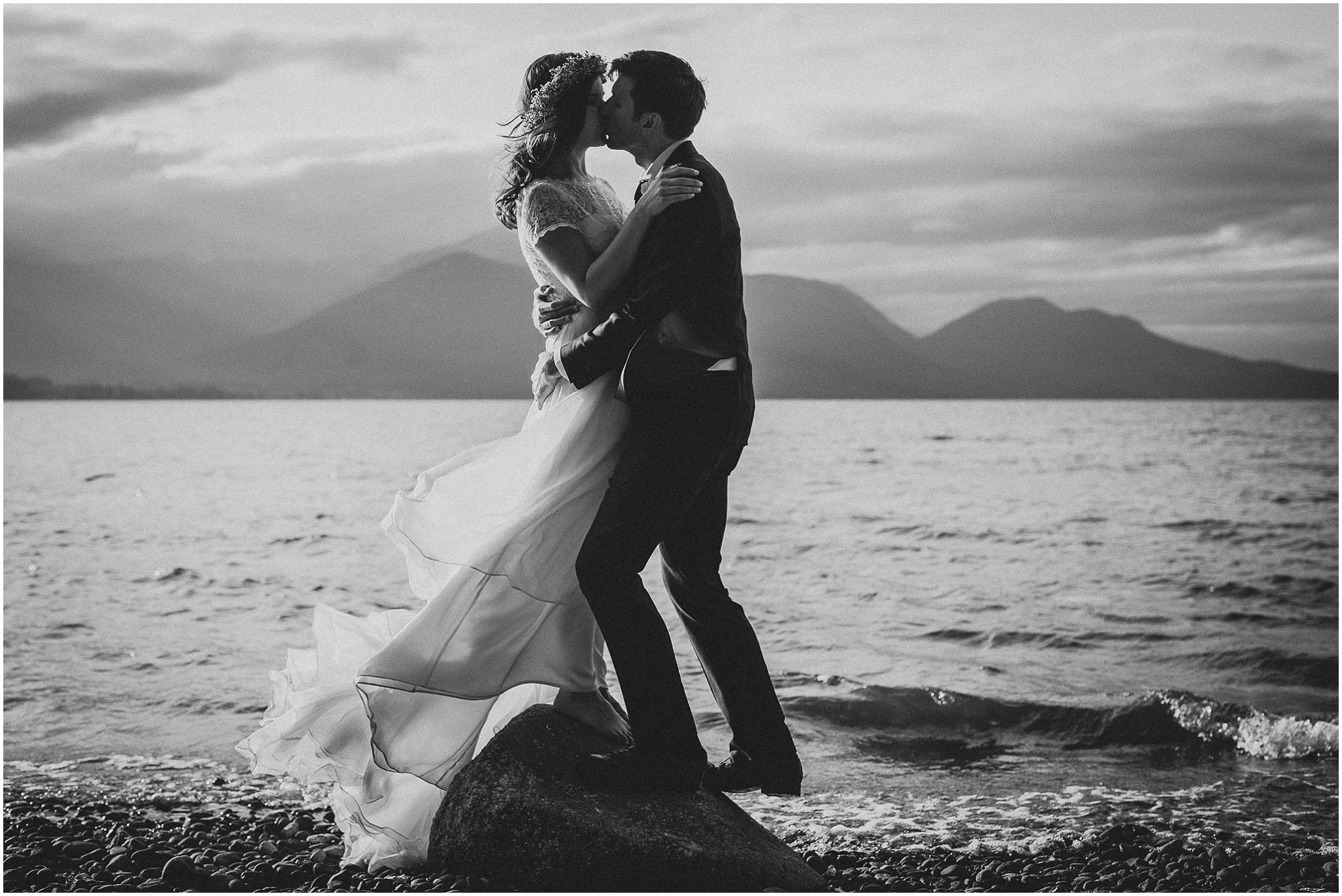 Scenic Beach state park, Seabeck, Elopement, olympic peninsula