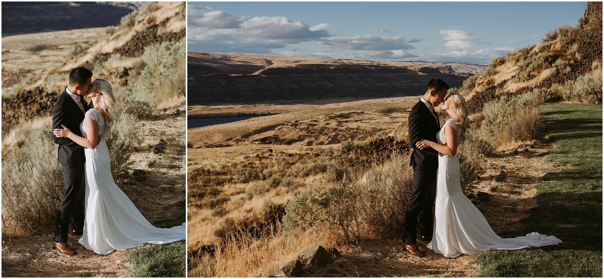 Cave B Winery spring wedding, Eastern Washington Engagement Photos, Washington Engagement Photographer, Washington wedding photographer, Best Washington elopement photographers, Best Washington Wedding photographers, Washington boho bride, elopement photos in eastern washington, adventurous Engagement session, Washington hippie bride, cave b winery wedding photographers, adventure elopement photographer, vantage washington engagement photography, vantage washington elopement photography