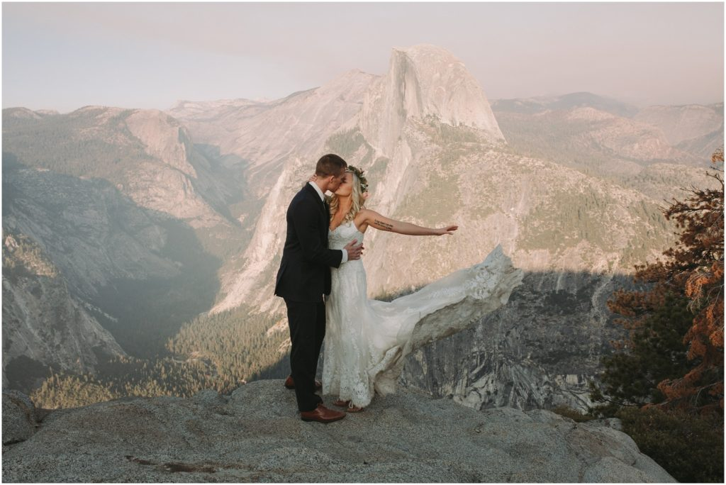Kelsey & Jeff // Yosemite National Park Elopement