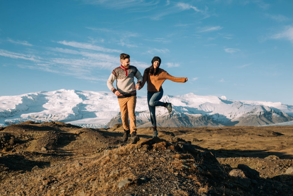 Stunning Iceland Wedding and Adventure Session