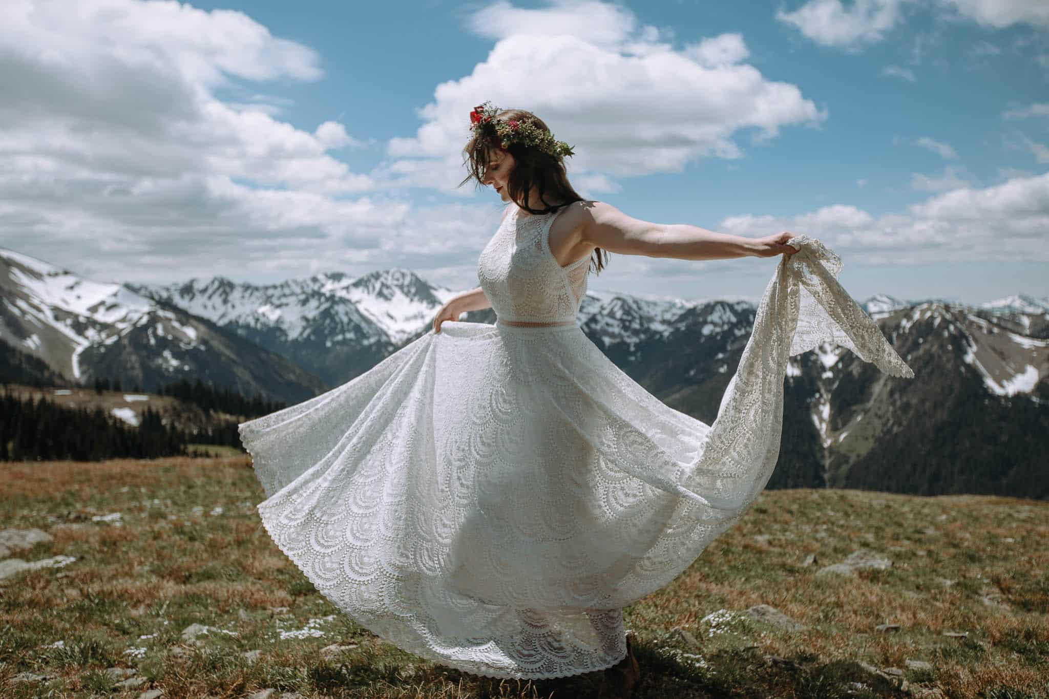 How To Elope In Olympic National Park