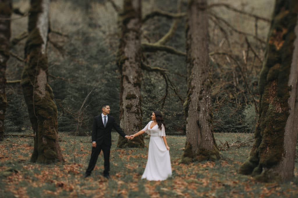 Elope at Lake Crescent