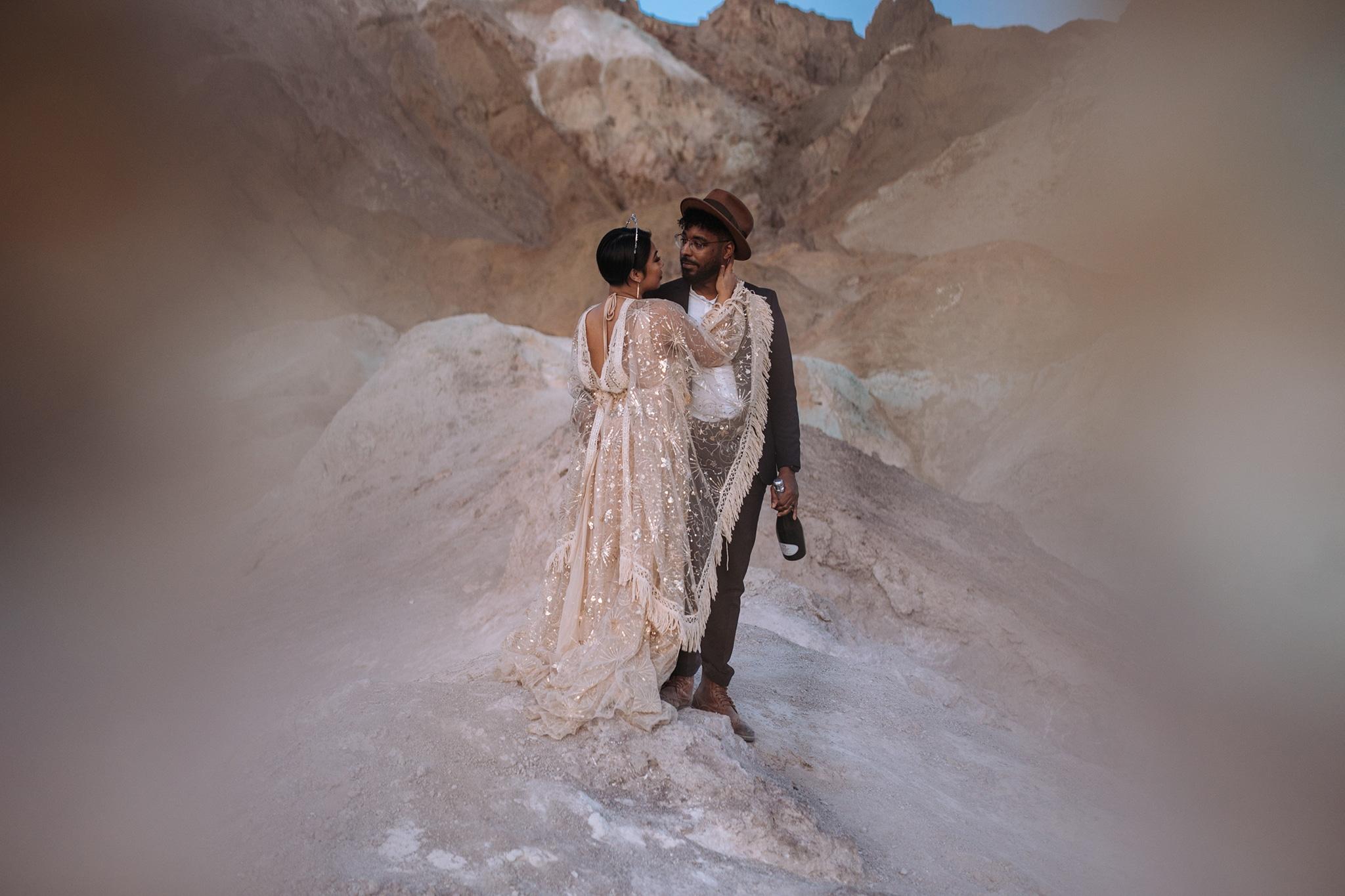 Death Valley Elopement